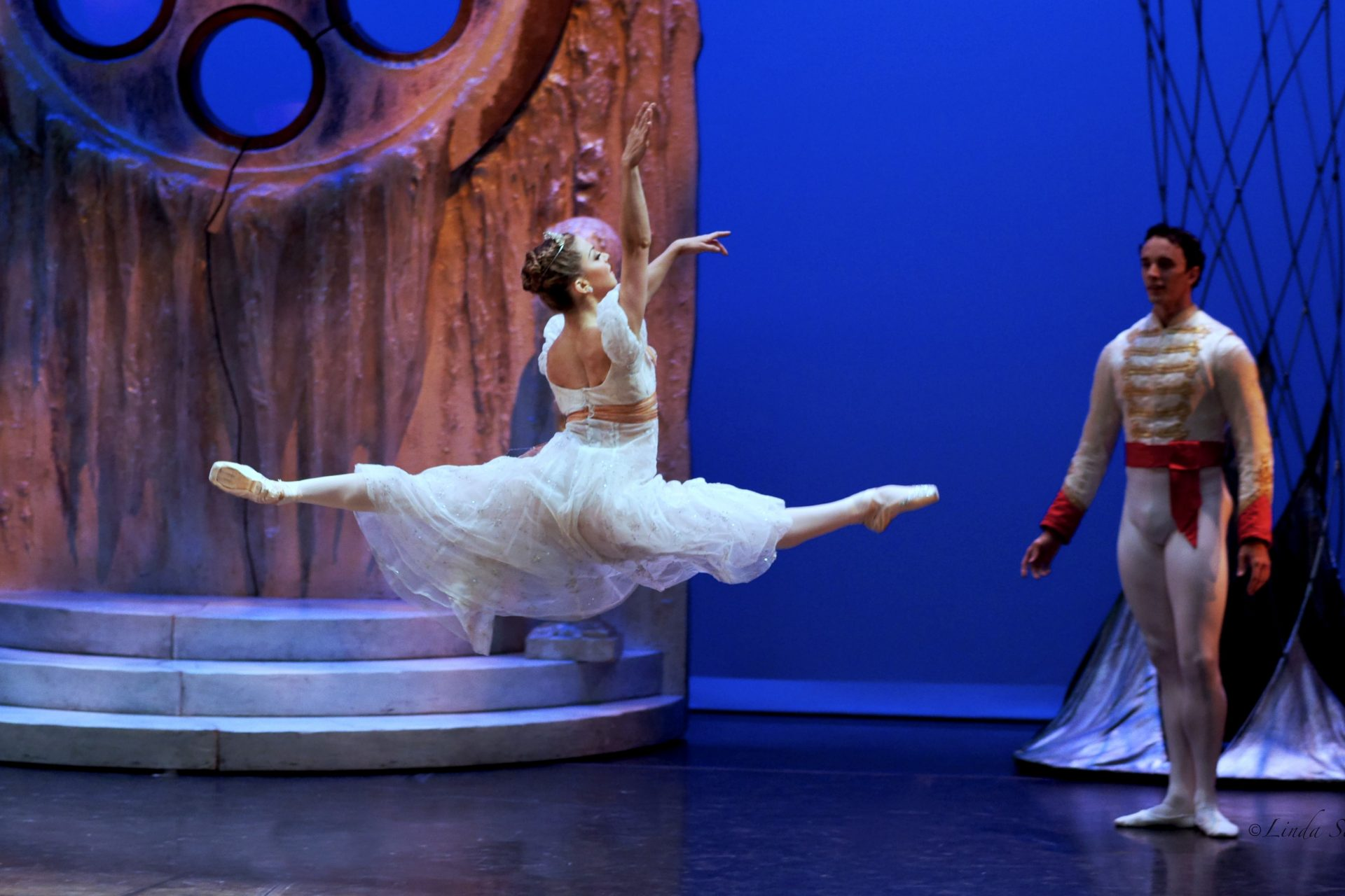 Cinderella Performance Shot
