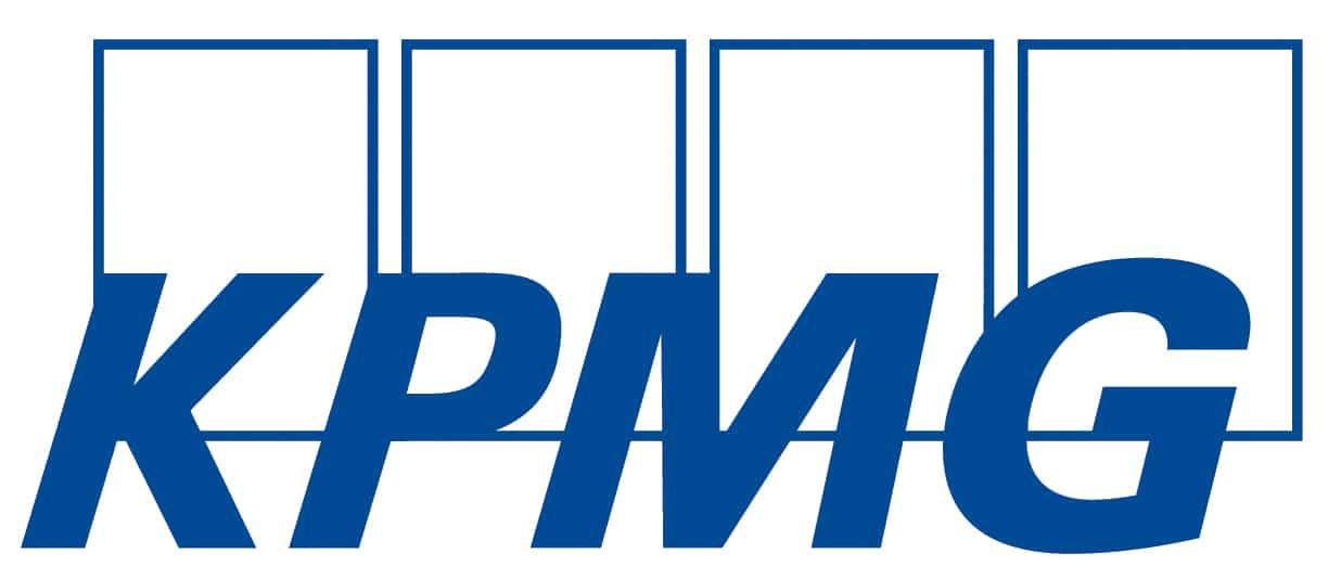 KMPG logo
