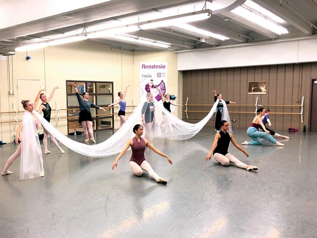 Support Canadas Ballet Jorgen - Third Position