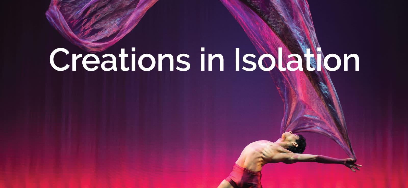 Ballet Jörgen Creations in Isolation Tour